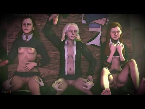 Hermione granger nude ginny