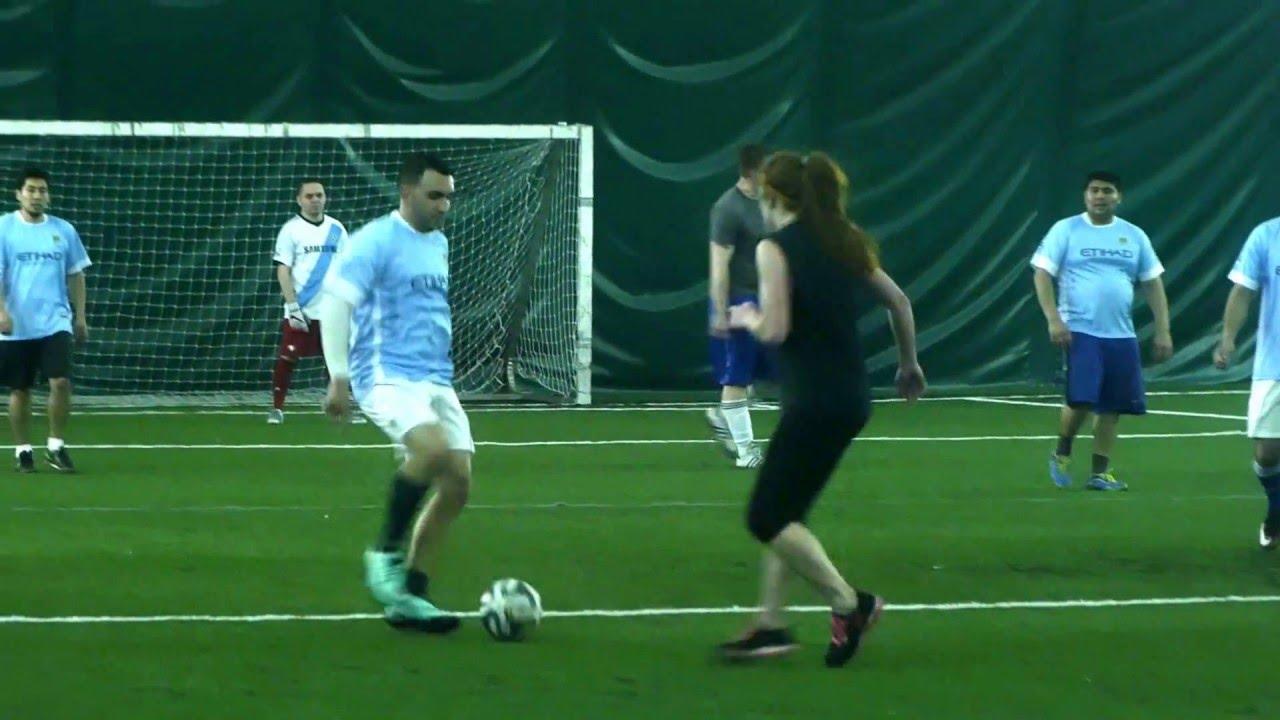 Adult soccer league long island
