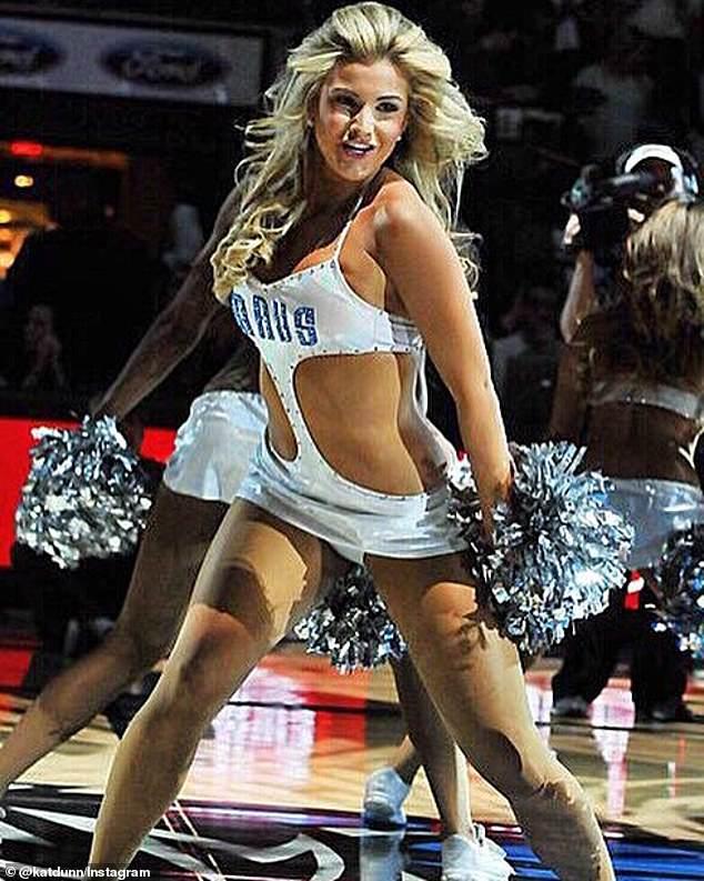 Nba cheerleader ass pics