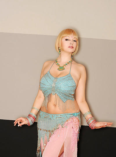 Mei sophie belly tit dancer big