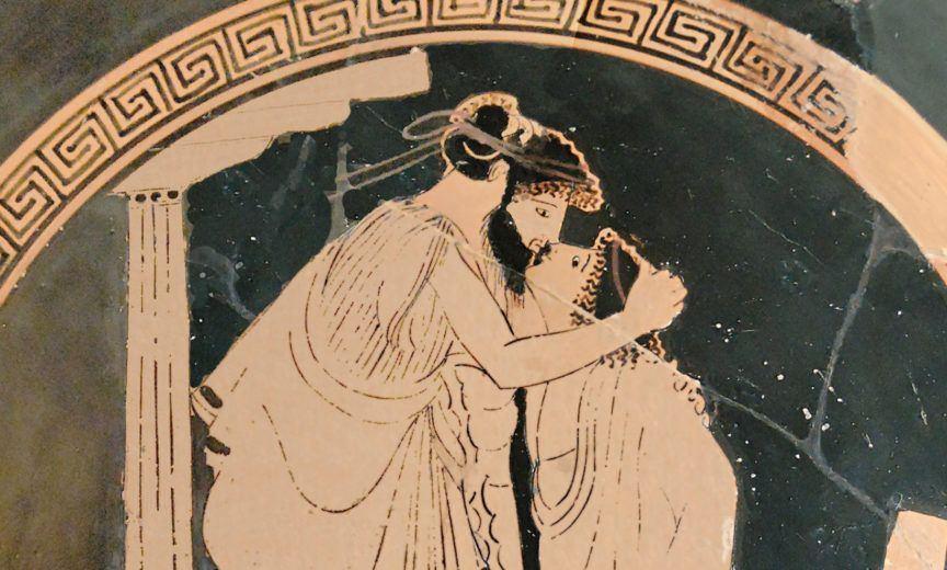 Greek porn ancient Shocking history!
