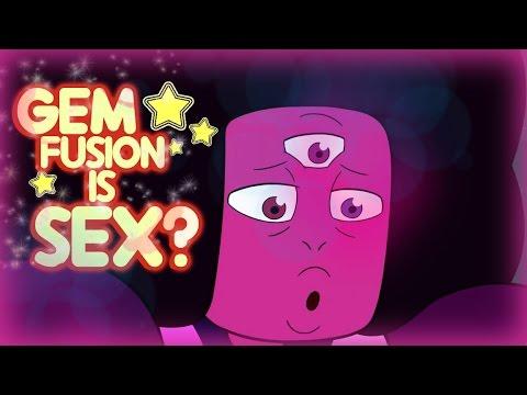 Steven universe garnet having sex
