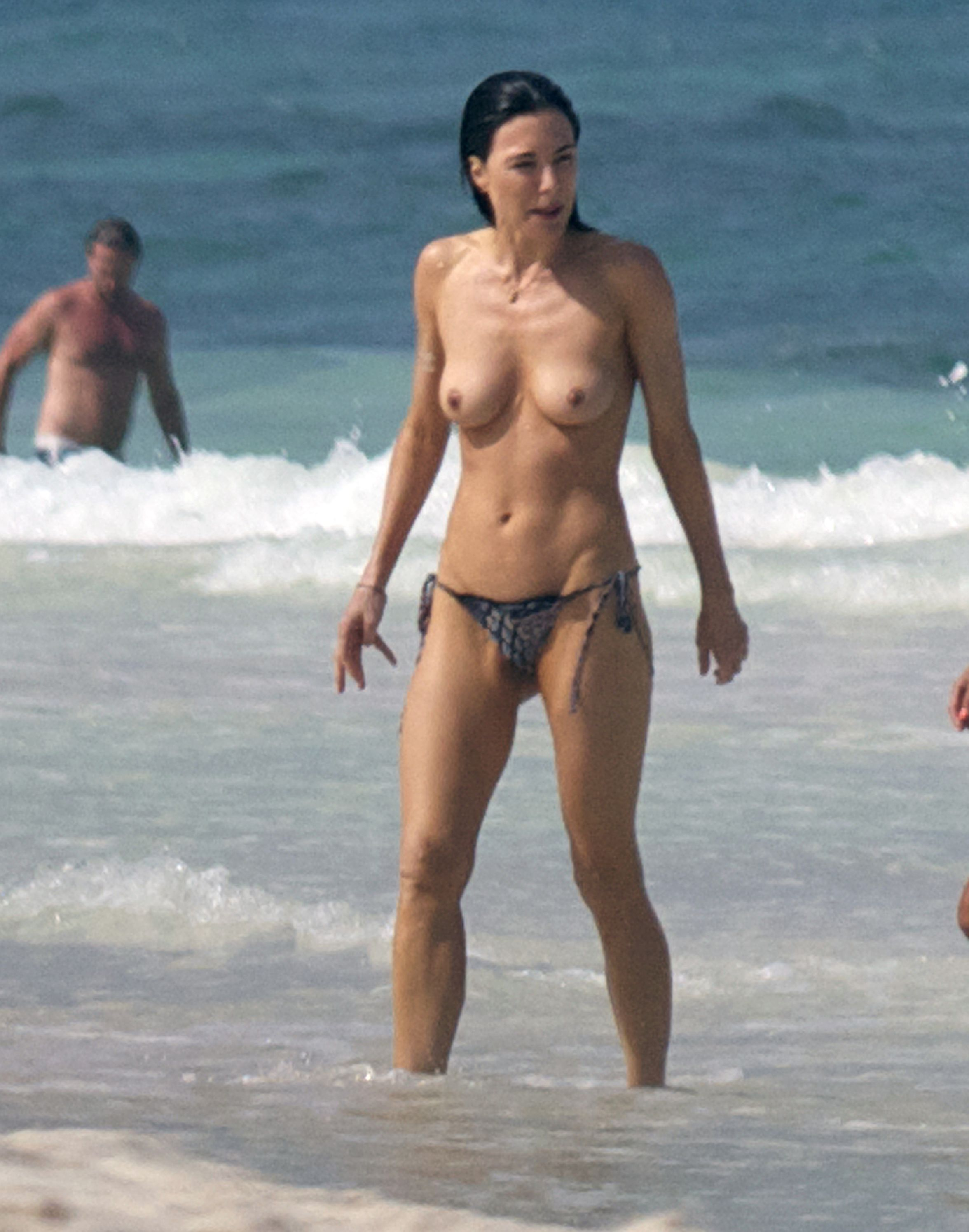 Nude jaime murray naked