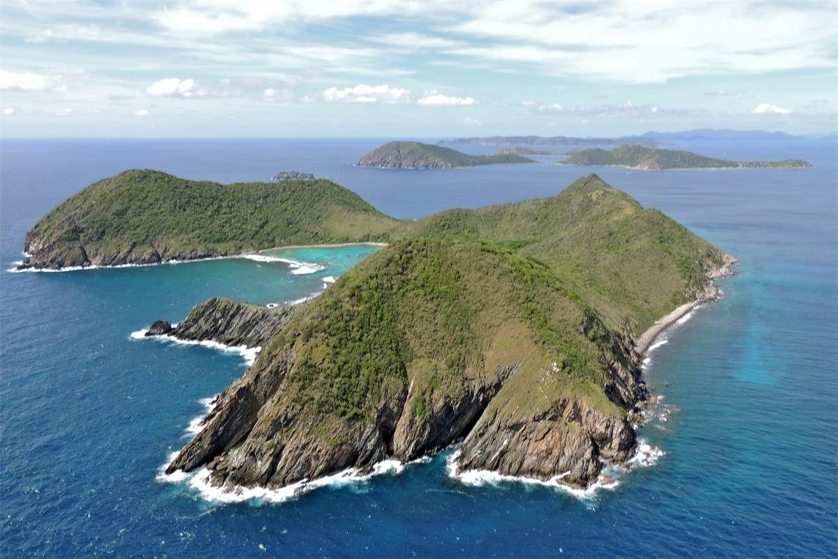 British island land sale virgin
