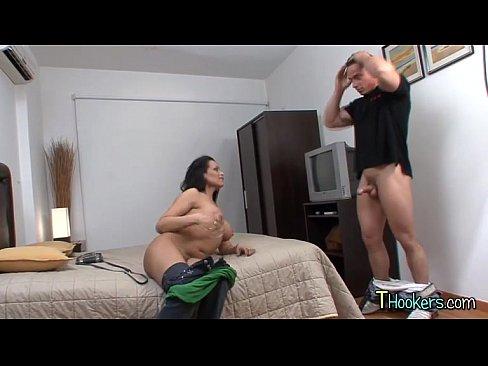 Tranny hooker fucked mature naked