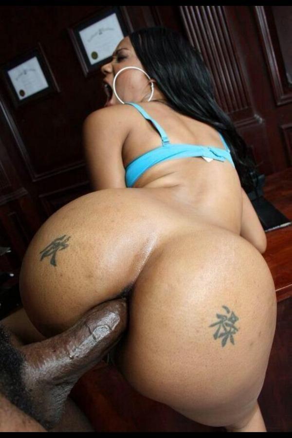 Ebony kapri style nude anus pics