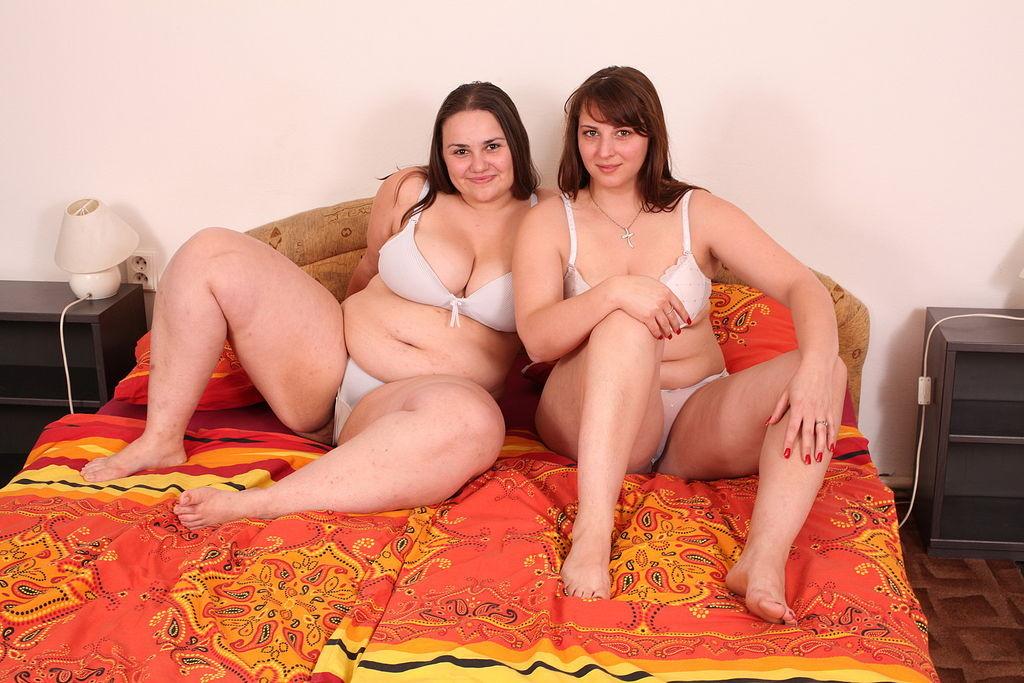 Bbw chubby lesbian nude