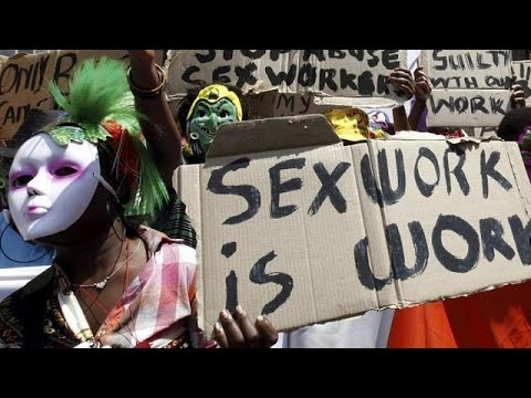Prostitutes tribal african women