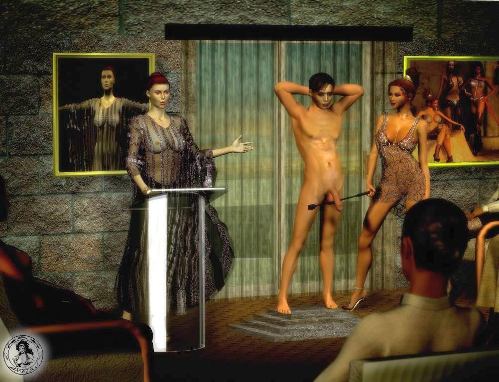 Boys sex slave art