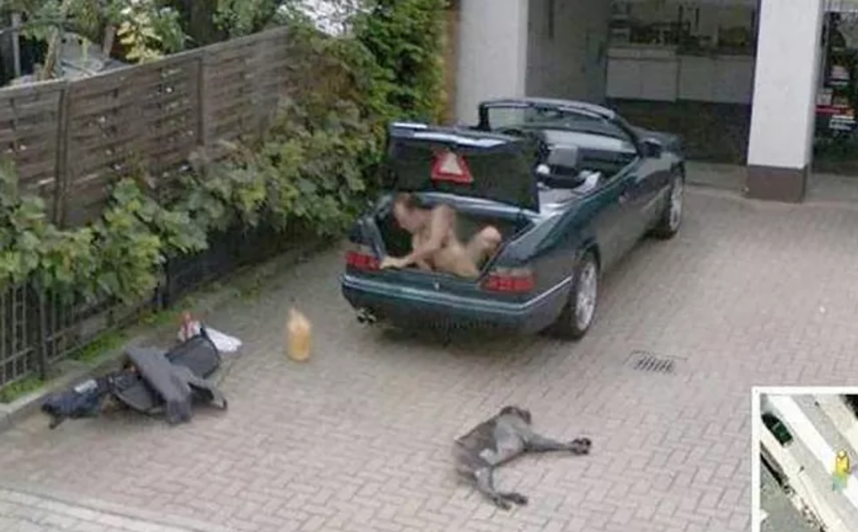 Nudes from google earth