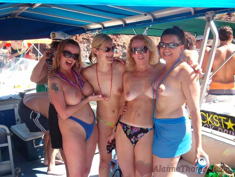Lake havasu spring break girls nude