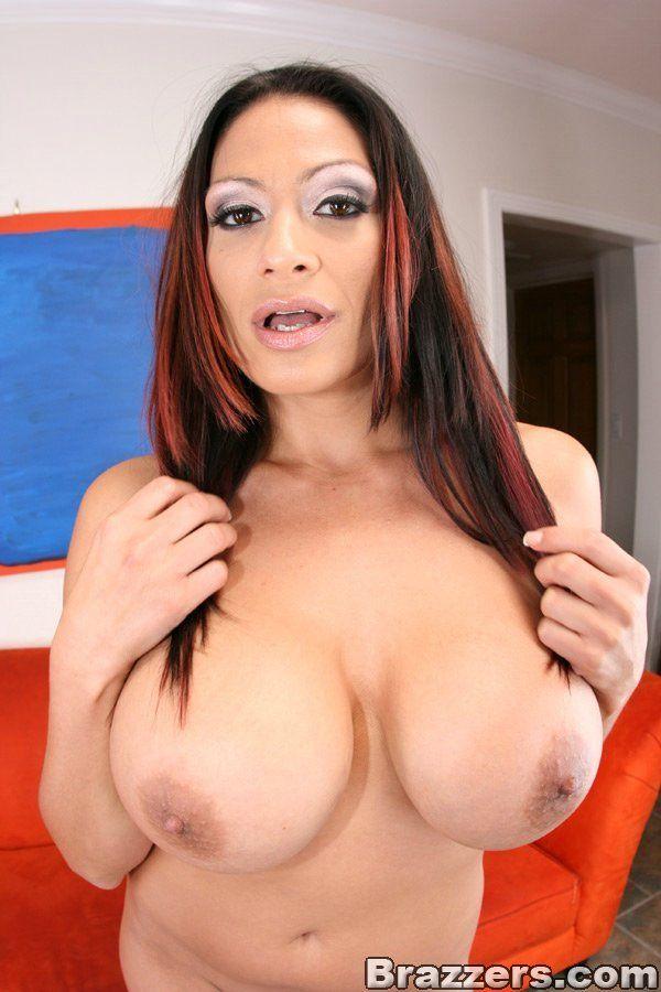 Big tits latina porno