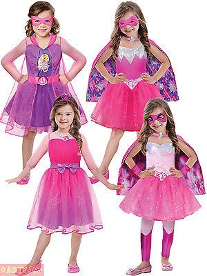 Barbie costume super hero girls