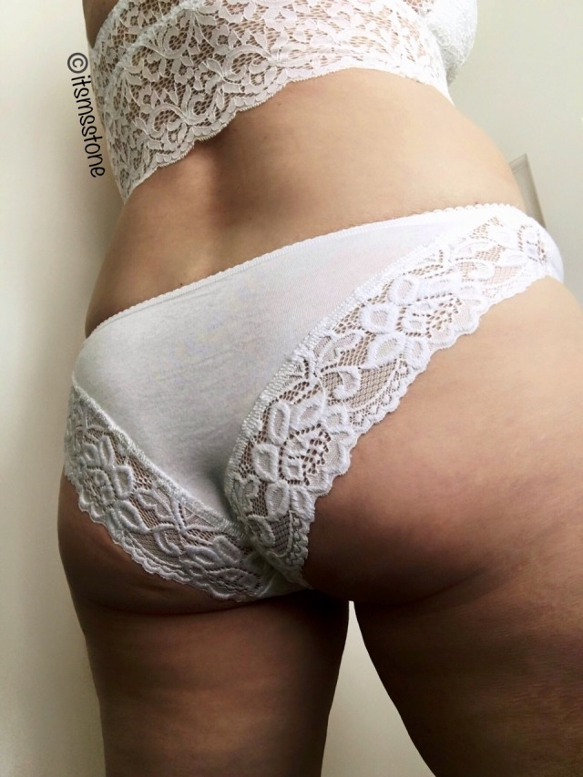 Girls white cotton panties tumblr