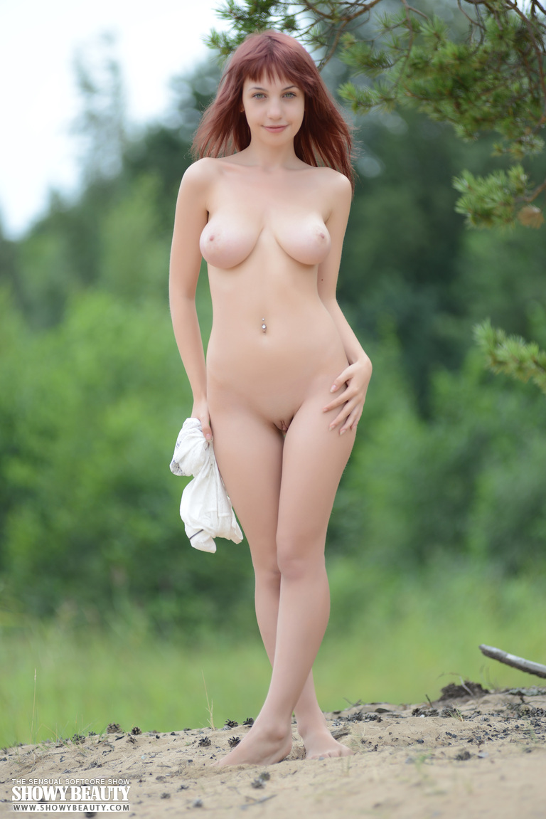 Beautiful redhead big boobs girls naked