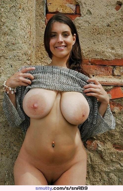Big tits girl pussy