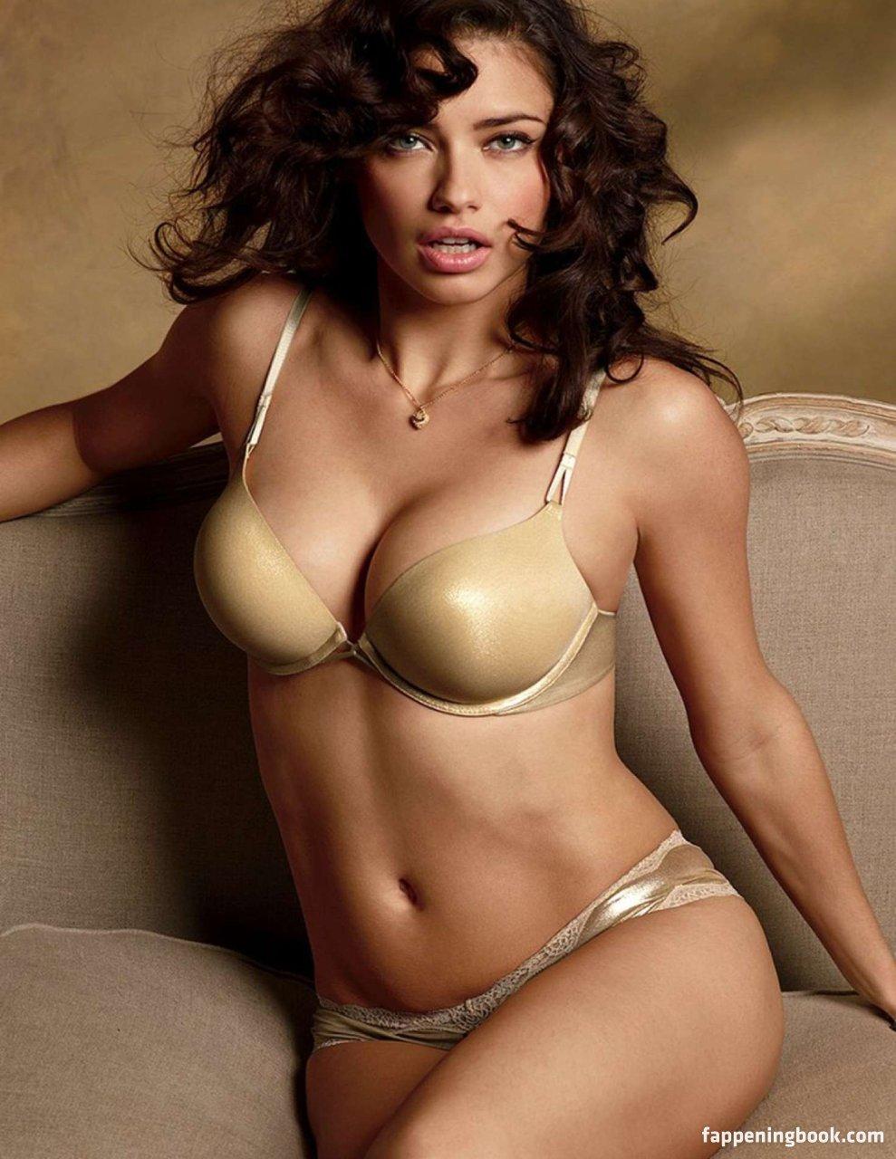 Adriana lima bikini nude