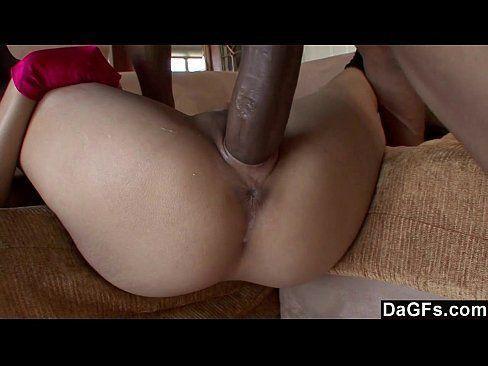 Tight black pussy cum