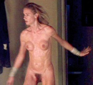 Nude boy in the neighbor