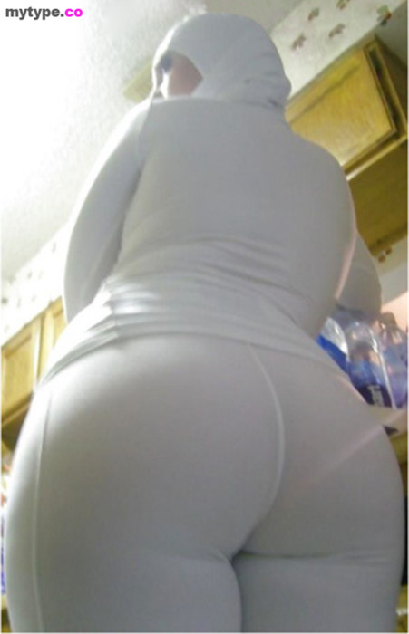 Big ass hijab booty photo sex