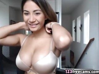 Asian girls with big tits blowjob
