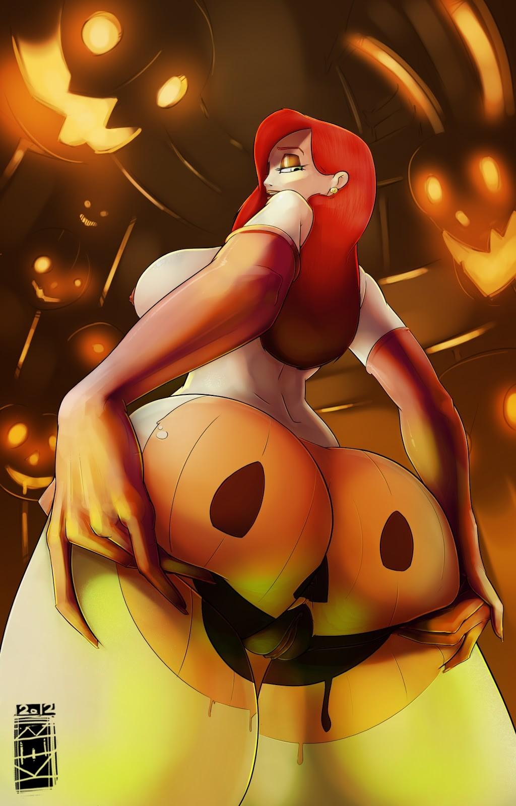 Nude jessica rabbit hentai