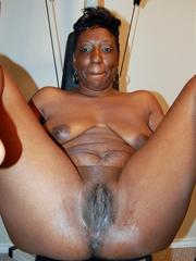 Black big naked ass