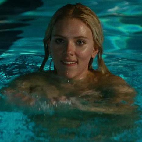 Scarlett johansson skinny dip