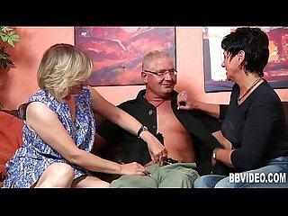 Sex ffm mature couples