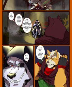 Furry fox porn comic