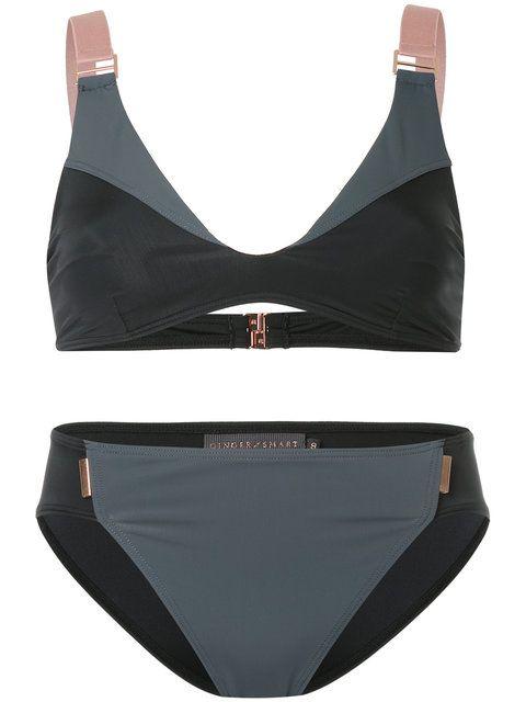 Color smart bikini