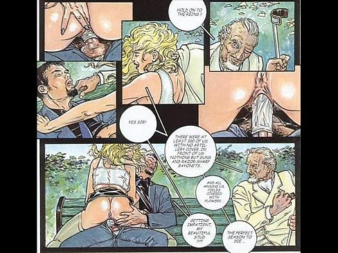 Sex comics cartoon erotic