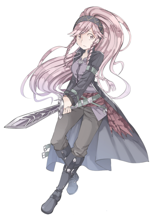 Olivia awakening fire emblem