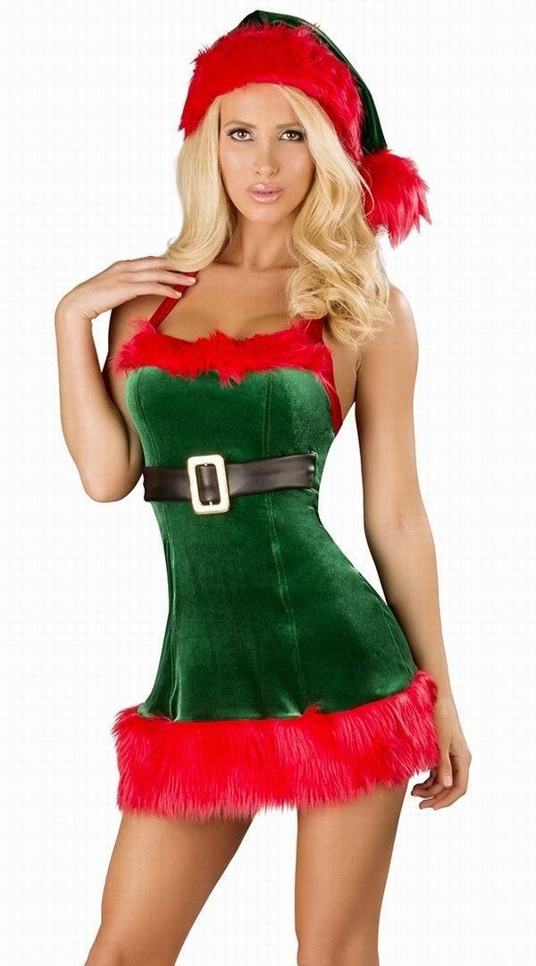 Santas sexy helper tales