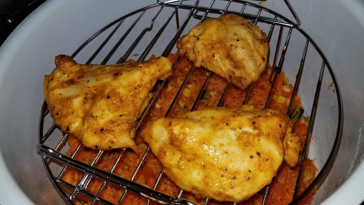 Broiling boneless skinless chicken breasts
