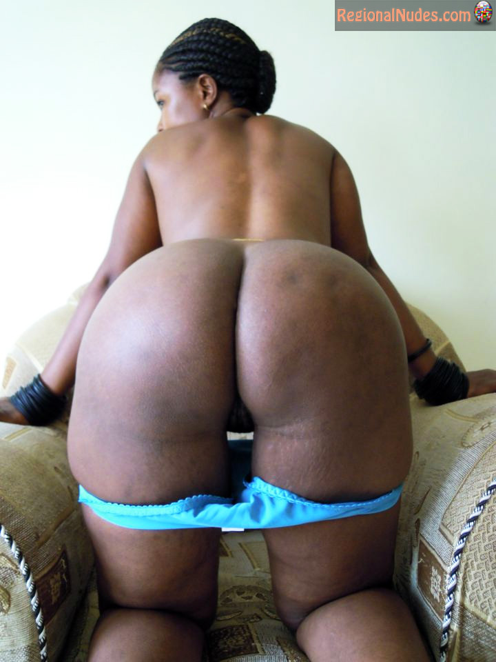 Kenya fat nude ass