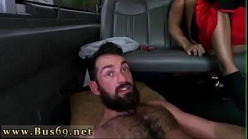 Military straight man anal sex