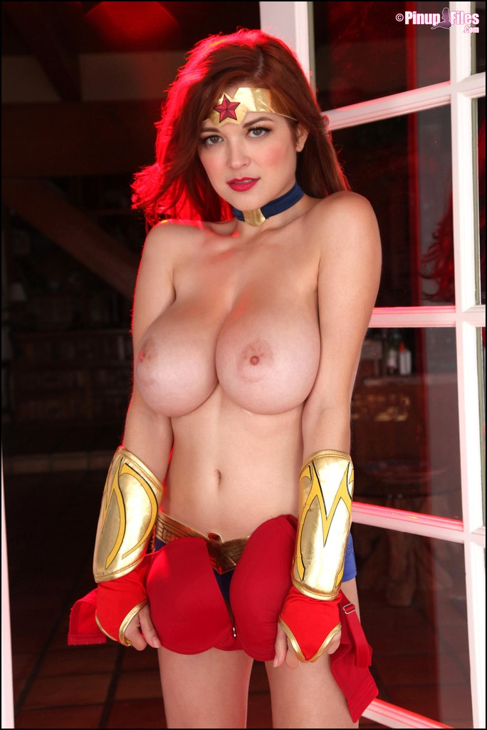 Fowler woman porn tessa as wonder