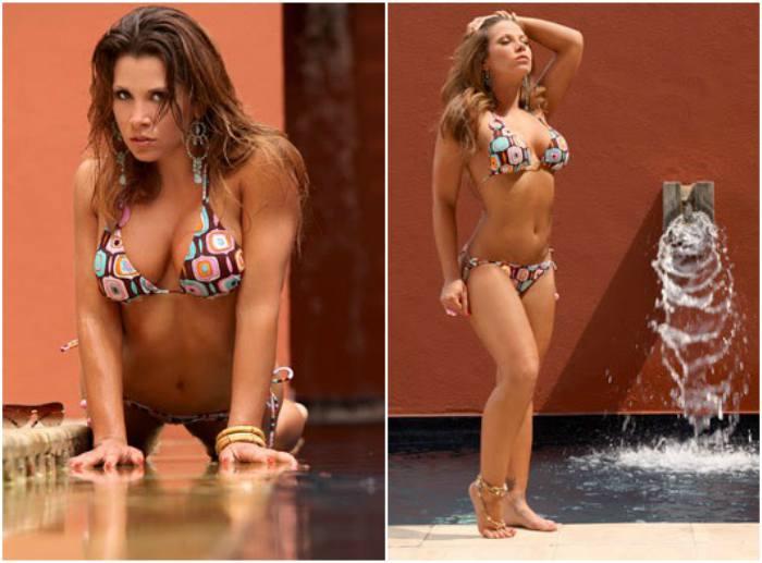 Bikini lingerie james mickie